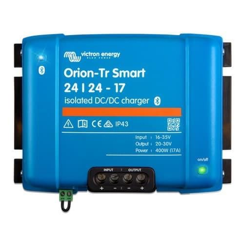 Orion-Tr Smart 24/24-17A (400W) Isolated DC-DC charger Orion-Tr Smart 24/24-17A (400W) Isolated DC-DC charger Thailand