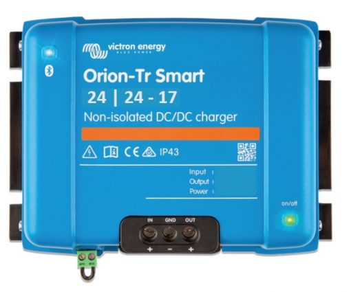 Orion-Tr Smart 24/24-17A (400W) Non-isolated DC-DC charger Orion-Tr Smart 24/24-17A (400W) Non-isolated DC-DC charger Thailand