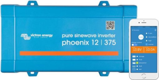 Victron Energy Phoenix  Inverter 12/375 VE.Direct Schuko plug (with bluetooth) Victron Energy Phoenix  Inverter 12/375 VE.Direct Schuko plug (with bluetooth) Thailand