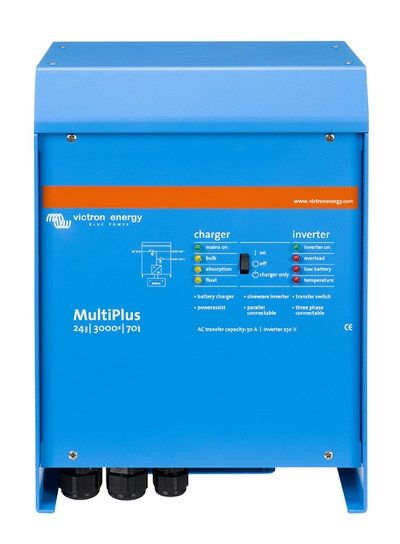 MultiPlus 24/3000/70-50 amp Pass Though (Pure sign wave) MultiPlus 24/3000/70-50 amp Pass Though (Pure sign wave) Thailand