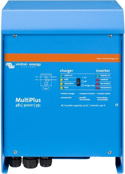 MultiPlus 48/3000/35-50 amp Pass Though (Pure sign wave) MultiPlus 48/3000/35-50 amp Pass Though (Pure sign wave) Thailand