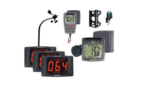 Performance Pack 50 (vertical wind, speed, depth & compass txducers, 3 up mast bracket, NMEA interfa Performance Pack 50 (vertical wind, speed, depth & compass txducers, 3 up mast bracket, NMEA interfa Thailand
