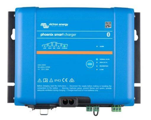 Phoenix Smart IP43 Charger 24V/25A (1+1) / 200-265VAC/65-65Hz or 250-350VDC Phoenix Smart IP43 Charger 24V/25A (1+1) / 200-265VAC/65-65Hz or 250-350VDC Thailand