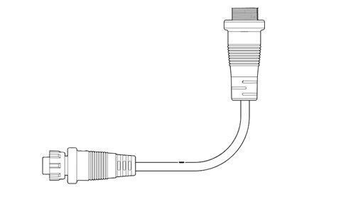 Wireless adaptor cable (Ray63/73) 220mm Wireless adaptor cable (Ray63/73) 220mm Thailand