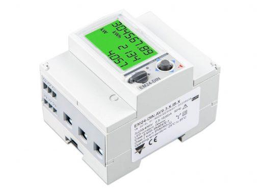 Energy meter EM24 - 3 phase - max 65A/phase Ethernet Energy meter EM24 - 3 phase - max 65A/phase Ethernet Thailand