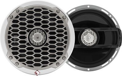"""Punch Marine 6.5"""" Full Range Speakers 170w Coaxial White Grill Punch Marine 6.5"""" Full Range Speakers 170w Coaxial White Grill Thailand"""
