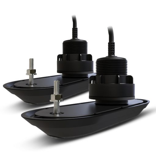 Pack of RV-312 RealVision 3D Plastic Thru Hull Txds, Port & Starboard 12°, Direct connect to AXIOM ( Pack of RV-312 RealVision 3D Plastic Thru Hull Txds, Port & Starboard 12°, Direct connect to AXIOM ( Thailand