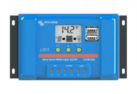 BlueSolar PWM-LCD&USB 12/24V-20A BlueSolar PWM-LCD&USB 12/24V-20A Thailand