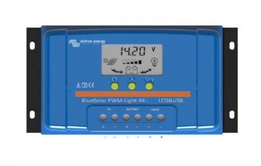 BlueSolar PWM-LCD&USB 48V-20A BlueSolar PWM-LCD&USB 48V-20A Thailand