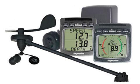 Raymarine Tacktick Wireless Wind, Speed & Depth System with Tridata  T108-916 Raymarine Tacktick Wireless Wind, Speed & Depth System with Tridata  T108-916 Thailand