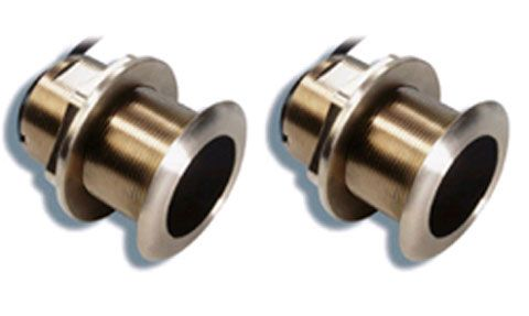 B175 Depth & Temperature Bronze Low Profile Through Hull Transducer pair 0 deg - Medium & High B175 Depth & Temperature Bronze Low Profile Through Hull Transducer pair 0 deg - Medium & High Thailand