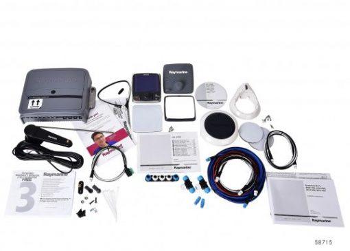 Evolution Autopilot with p70Rs control head & ACU-400, EV1 Sensor Core, EV1 Cabling kit (suitable fo Evolution Autopilot with p70Rs control head & ACU-400, EV1 Sensor Core, EV1 Cabling kit (suitable fo Thailand