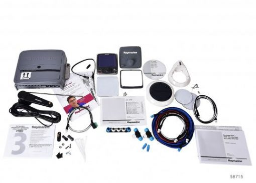 Evolution Solenoid Autopilot with p70Rs control head & ACU-300, EV1 Sensor Core, EV1 Cabling kit (su Evolution Solenoid Autopilot with p70Rs control head & ACU-300, EV1 Sensor Core, EV1 Cabling kit (su Thailand
