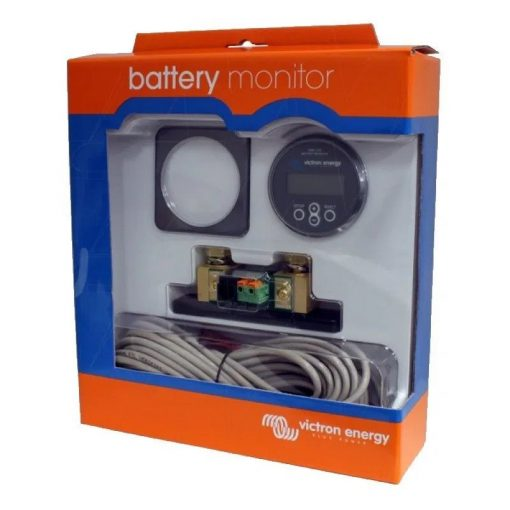 Battery Monitor BMV-712 9-90 Volts with inbuilt Bluetooth and 50mV 500amp Shunt (Silver) Battery Monitor BMV-712 9-90 Volts with inbuilt Bluetooth and 50mV 500amp Shunt (Silver) Thailand