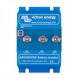 Argodiode Battery Combiners