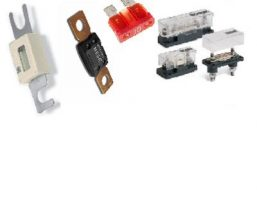 Fuse's and Fuse Holders