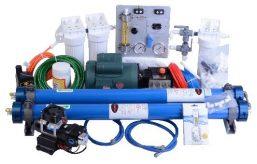160 LPH Manual Water Maker