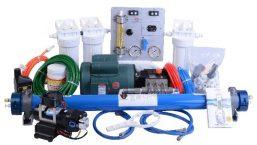 80 LPH Manual Water Maker