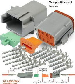 Deutsch Connector and other Kits