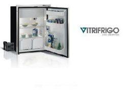 S/Steel Fridge/Freezer